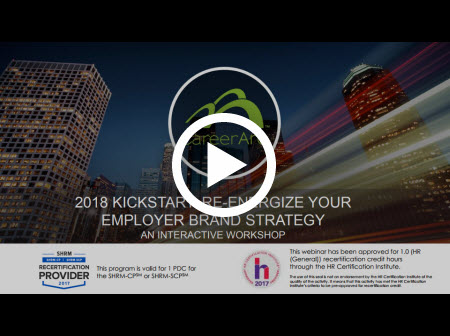 2018 Kickstart: Re-Energize Your Employer Brand Strategy